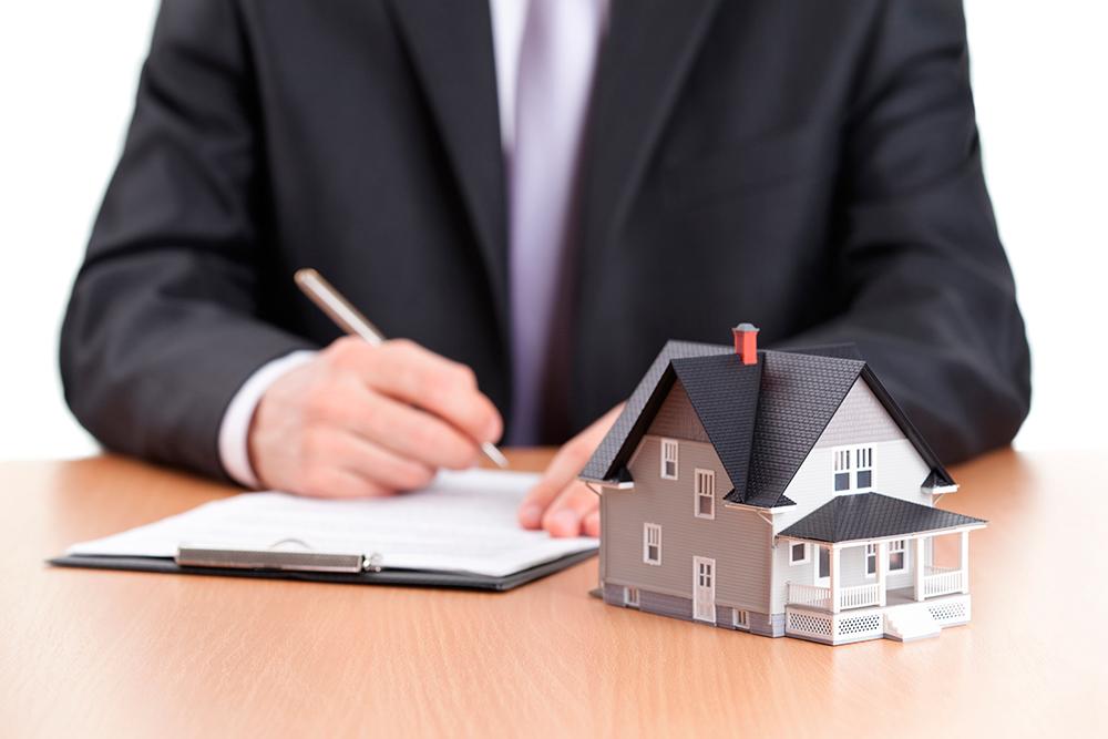Регистрация и оформление недвижимости